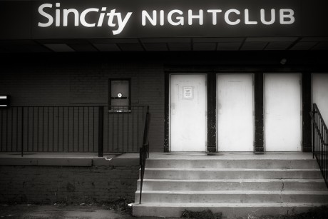 Sin city is closed till further notice